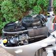 20 hp Honda outboard