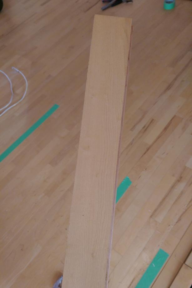 FREE: SOLID MAPLE hardwood flooring