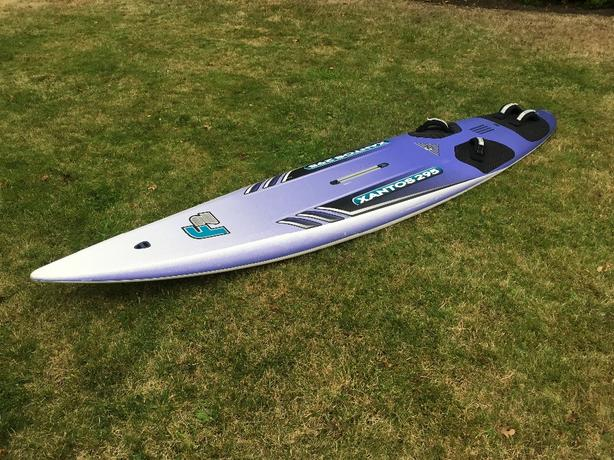 Log In needed $450 · Windsurfer Package - 10' F2 Xantos 295 + Mast / 2  Sails