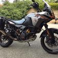 2015 KTM 1190 Adventure:    *REDUCED*