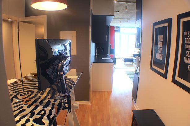 You Don't Want to Miss Out on this Modern 1 + Den in Queen West