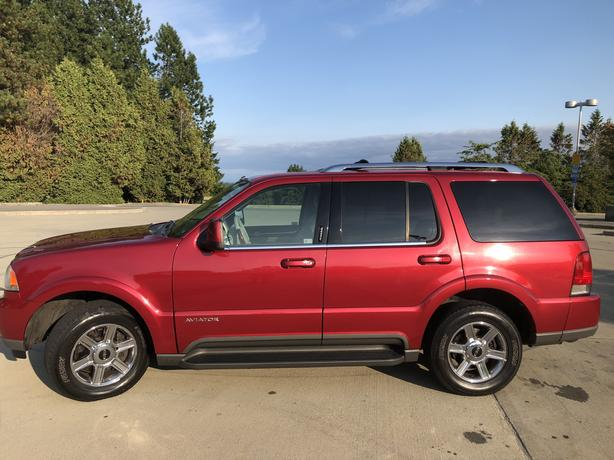 2004 Lincoln Aviator Luxury SUV AWD