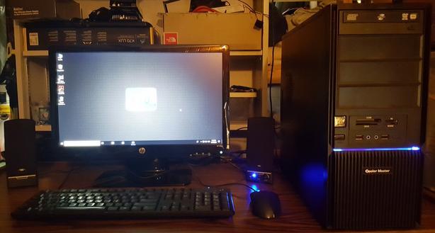Complete Intel Core i3 Desktop Computer Setup East Regina, Regina