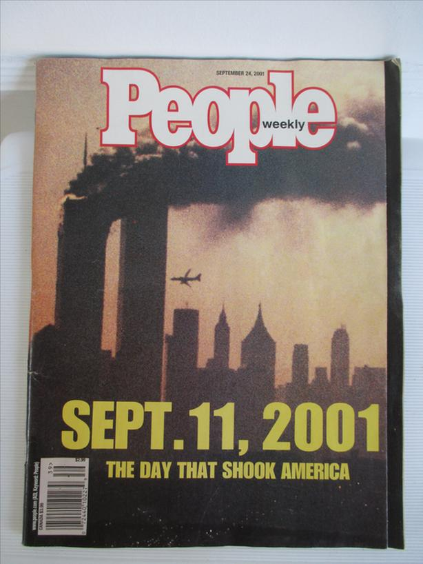 People Magazine, September 24, 2001