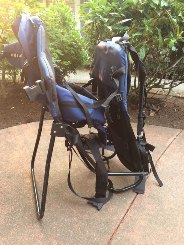 71aa5e360e7 MEC child carrier backpack Saanich