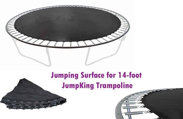 Jumping Surface for 14-foot Trampoline