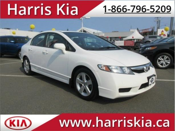 2011 Honda Civic SE One Owner Sunroof