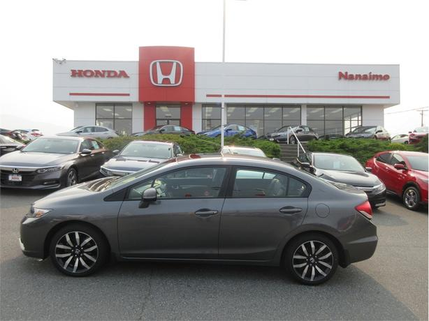2013 Honda Civic Touring