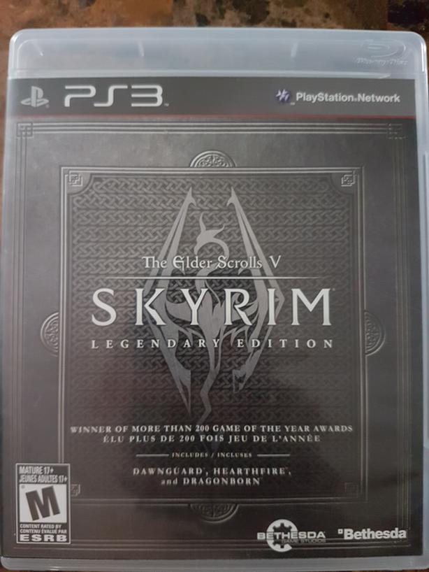  Log In needed $10 · Skyrim Legendary Edition for PS3