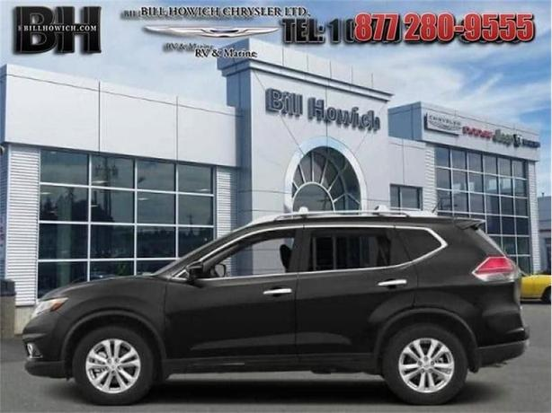 2015 Nissan Rogue SL - Sunroof -  Leather Seats - $187.20 B/W