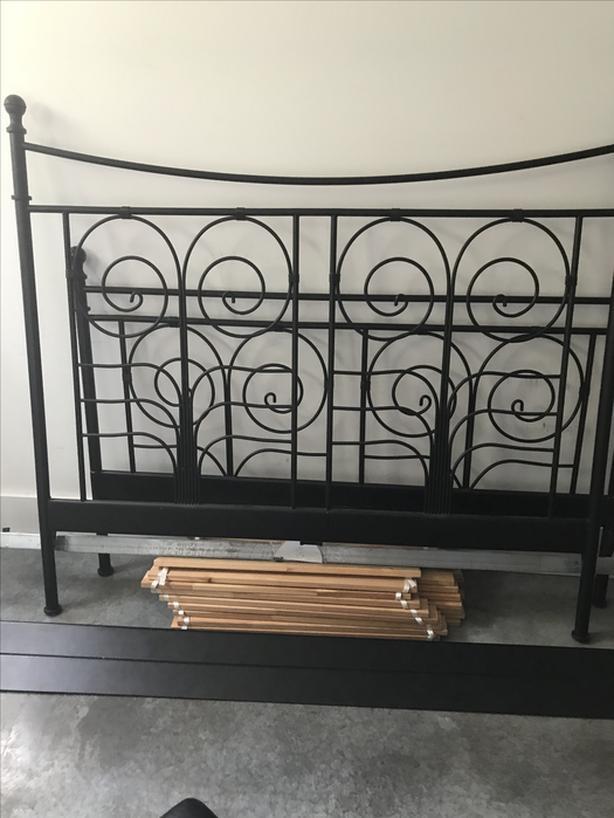 Ikea Noresund Queen Bed Frame North Saanich Sidney Victoria Mobile