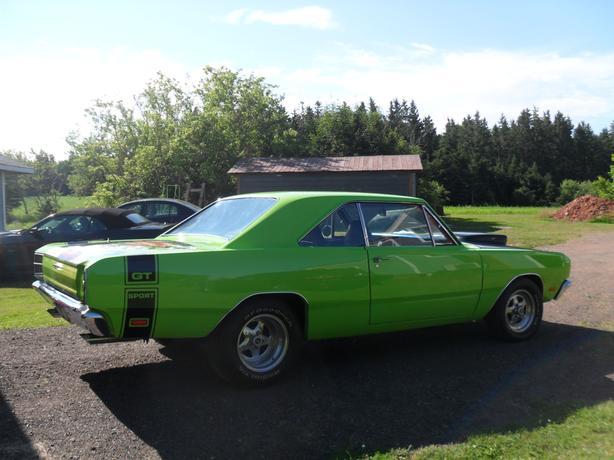 "1969 Dodge Dart-"" The Wizard"""