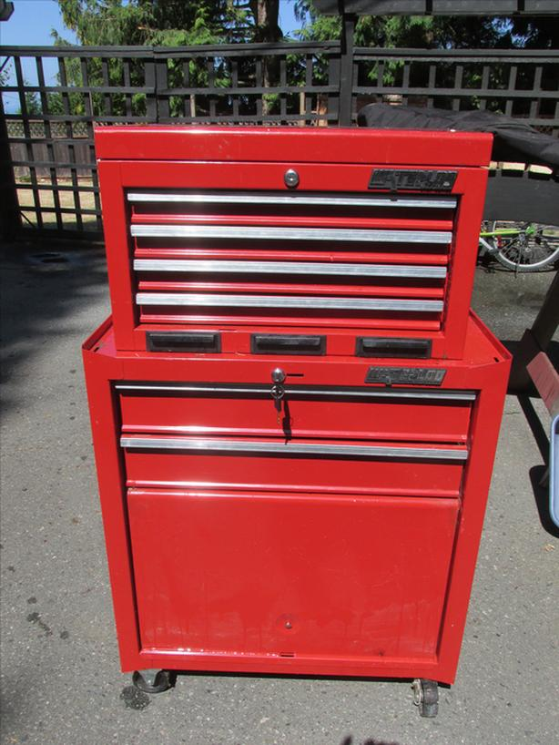 $80 · 2 part tool box - Waterloo Shop Series