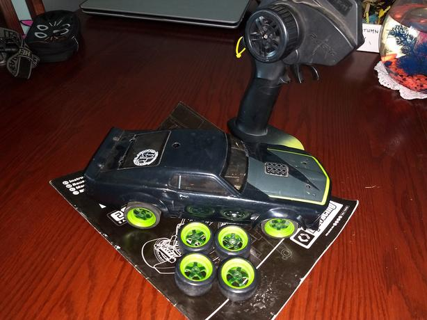 HPI rs4 micro