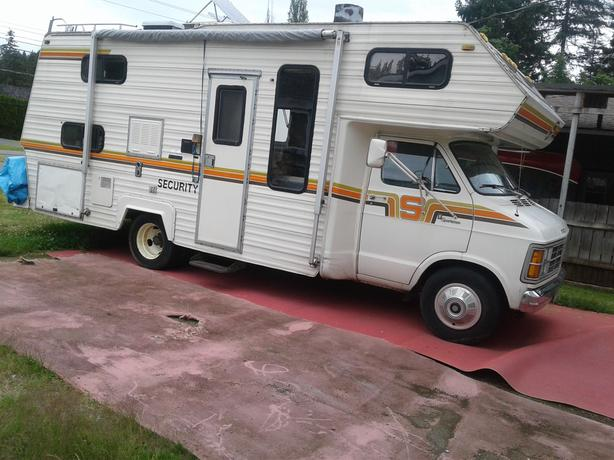  Log In needed $3,999 · 1979 Dodge Sportsman Motorhome