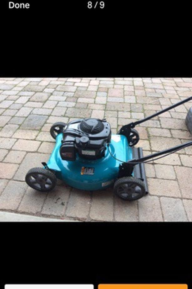 Lawn Mower $120 Works Great