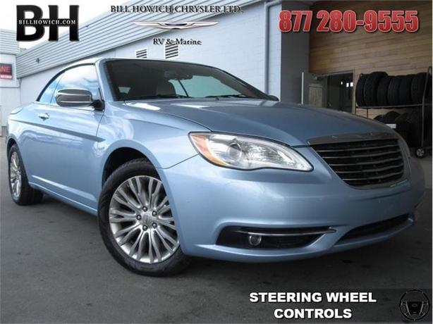 2012 Chrysler 200 Limited - Keyless Start - Leather Seats - $146.82
