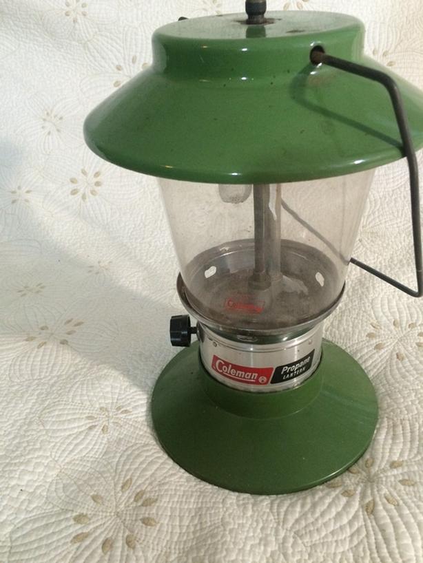  Log In needed $36 · Coleman propane lantern model 5414 ,