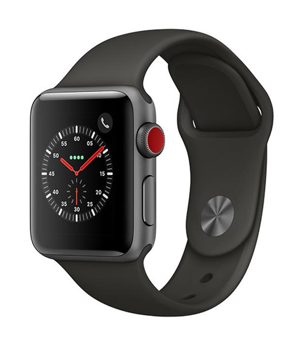 Apple Watch Space Grey Series 3 GPS + Cellular 42mm