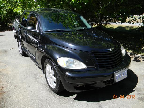 2004 Chrysler PT Cruiser, Auto. Timing belt done. New winter tires.