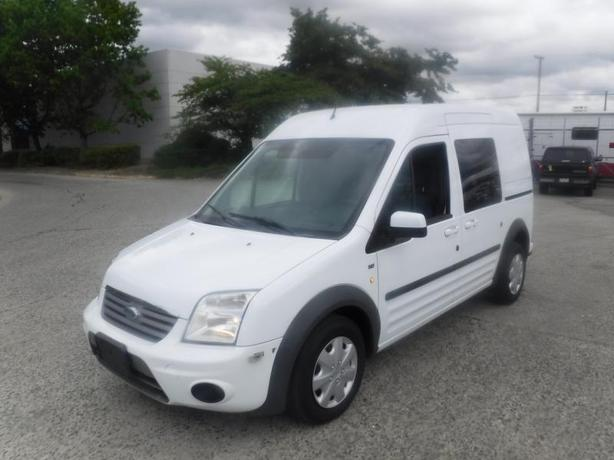 2011 Ford Transit Connect XLT Wagon Cargo Van