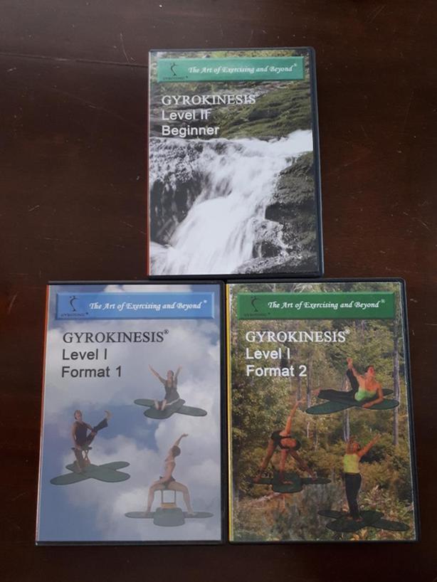 gyrokinesis dvd