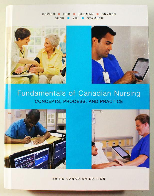 Fundamentals of Canadian Nursing 3th Edition – Kozier