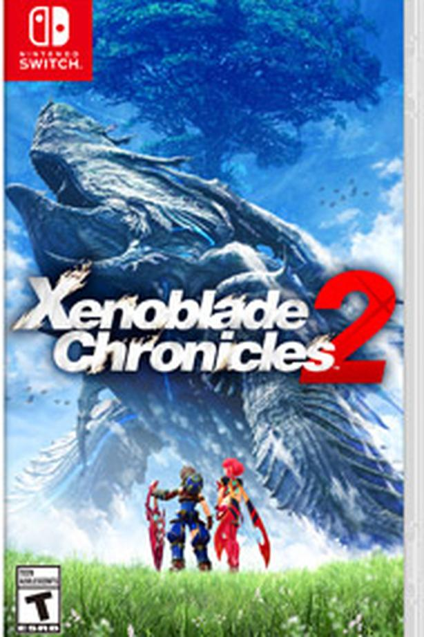 Xenoblade Chronicles 2 For Nintendo Switch Victoria City Victoria