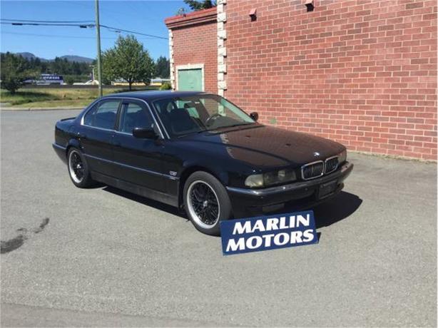 1998 BMW 740i 740i