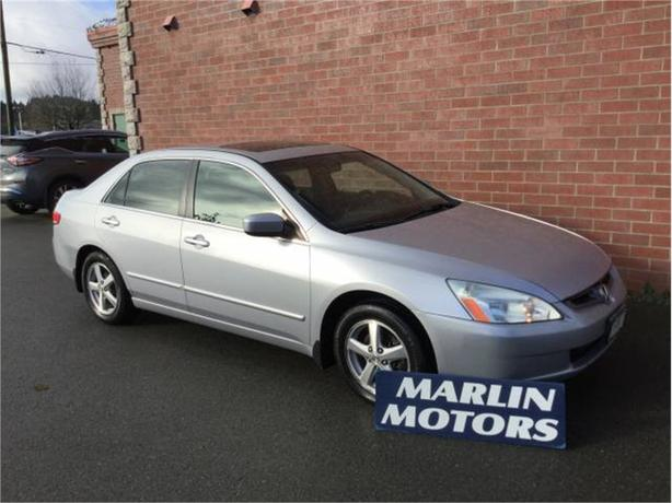 2004 Honda Accord EX L
