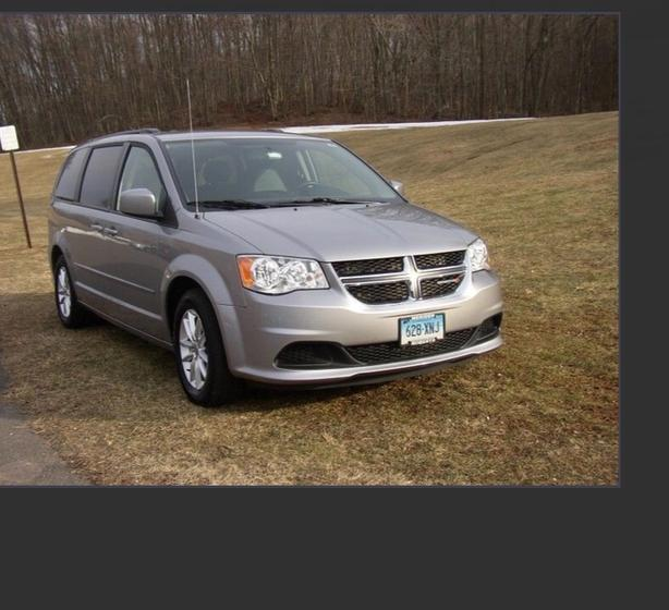 2014 Dodge Caravan for sale