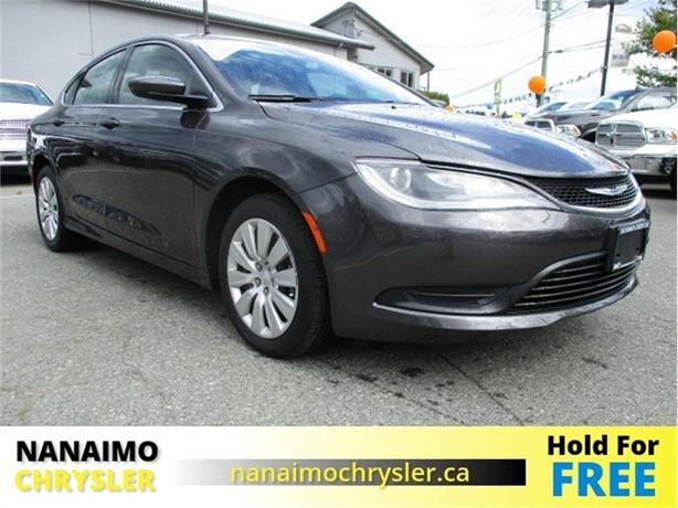 2017 Chrysler 200 LX