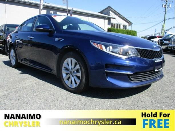 2016 Kia Optima LX+ No Accidents Rear View Backup Camera
