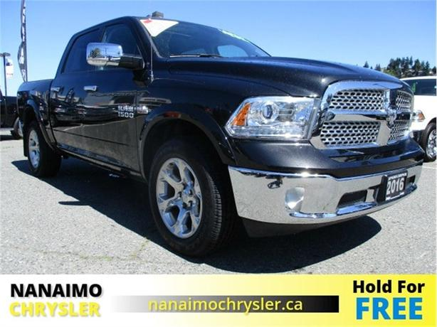 2016 Ram 1500 Laramie Factory Warranty