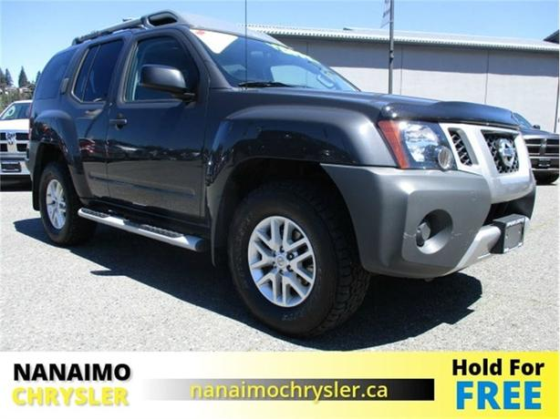 2015 Nissan Xterra S No Accidents Trailer Hitch
