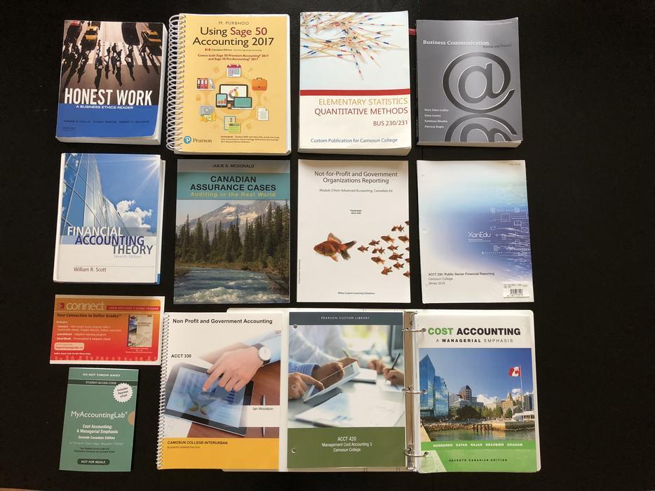 $1 · Camosun Textbooks