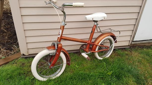 9d52421cfed Vintage childs Raleigh bicycle Saanich, Victoria