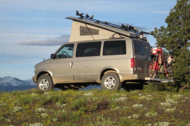  Log In needed $1,234 · Astro van pop top conversion GTRV
