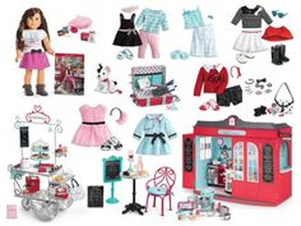WANTED: American Girl Grace items