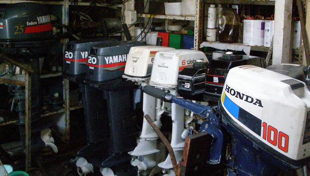 WANTED: (Cash Paid for All outboards and anything Marine)