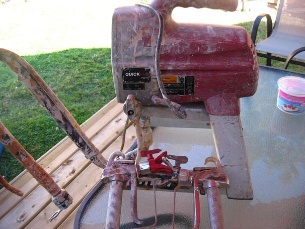 Titan paint sprayer  xt-250