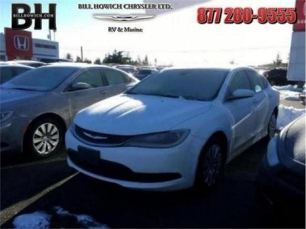 2017 Chrysler 200 LX -  Power Windows - $196.90 B/W