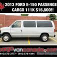 2011 EXPRESS ALL WHEEL DRIVE VANS from $16,8OO!!