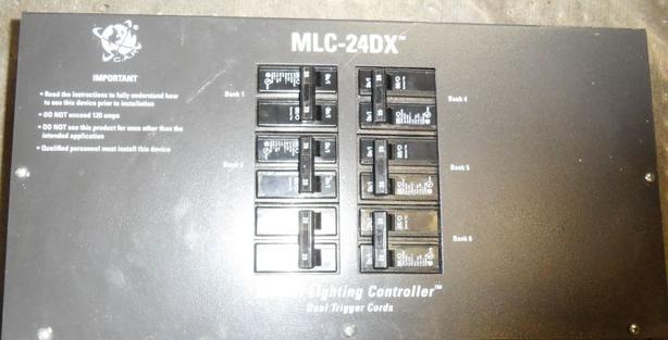 MLC-24DX Grow Light Power Panel