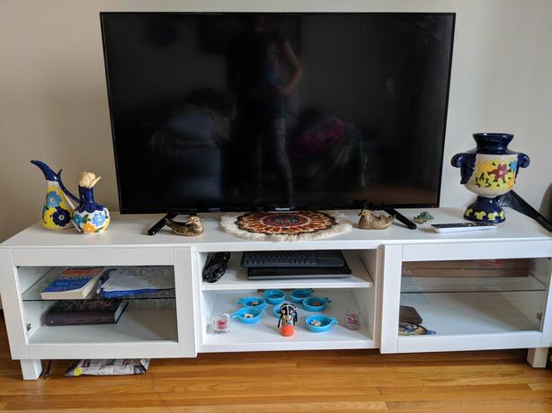50 inch tv with stand