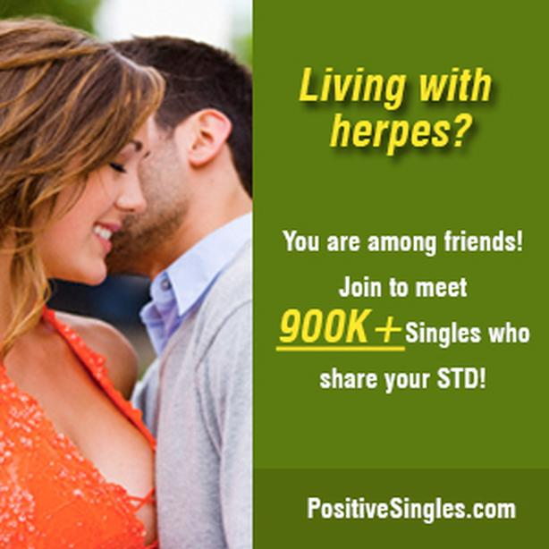 dating herpes service
