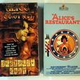 8 vintage VHS music video tapes Eurythmics, Sting, Rush, Alice Cooper