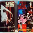 8 vintage VHS music video tapes U2, Michael Jackson, Doors,