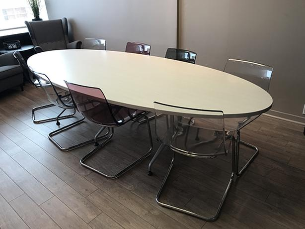 Dining or meeting or Boardroom table