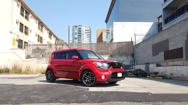 ** 2012 Kia Soul - Automatic - 4Cyl. - Aux - AIR CONDITIONING